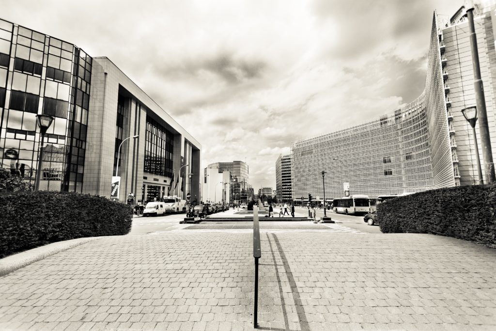 european commission, brussels, city